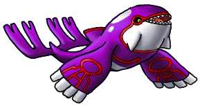Shiny Kyogre by Roiyarumun on DeviantArt Pokemon Shiny Kyogre