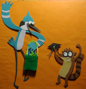Regular Show ''Birthdation''