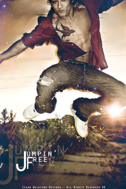 Jumpin' Free by CzaR-ArT