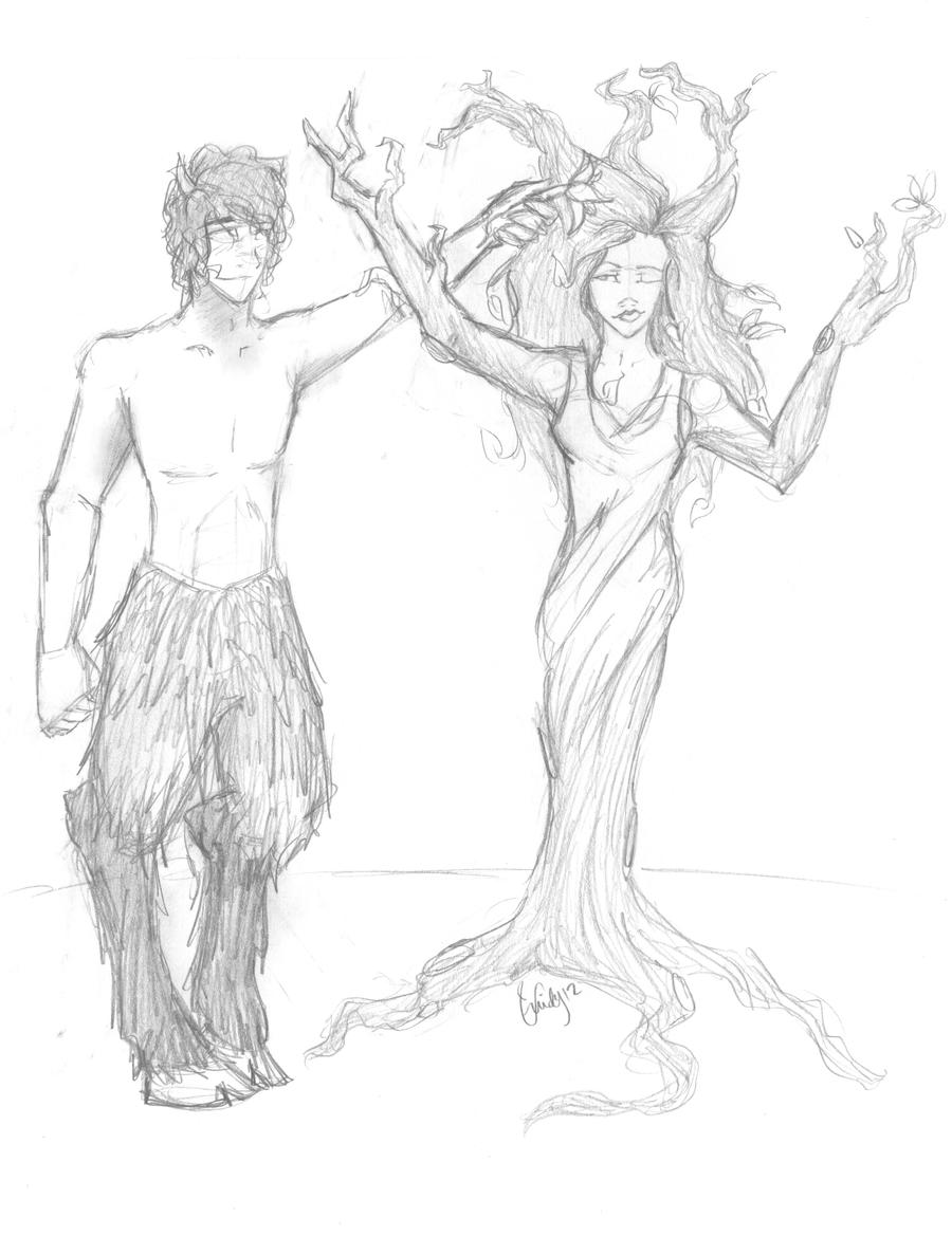 Grover and Juniper by spicynumber on DeviantArt