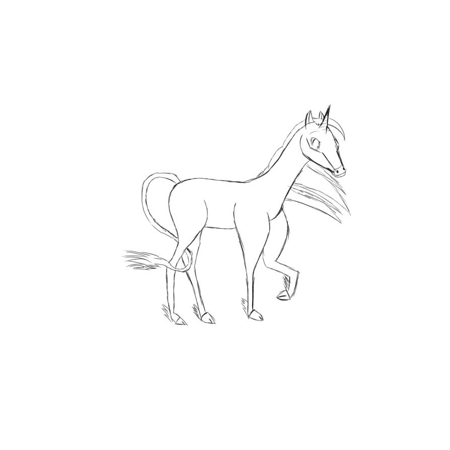 Unicorn by Rainboom-Dash