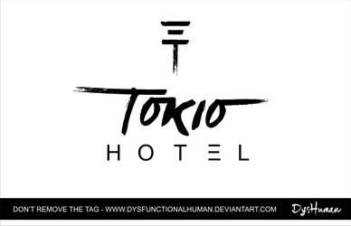 Tokio Hotel New Logo by DysfunctionalHuman