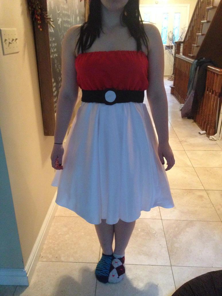 My Prom Dress by Indiig0