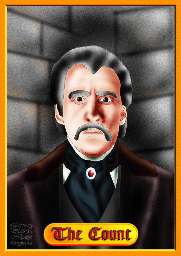 Christopher Lee Count ...
