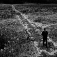 Man in black by PansaSunavee