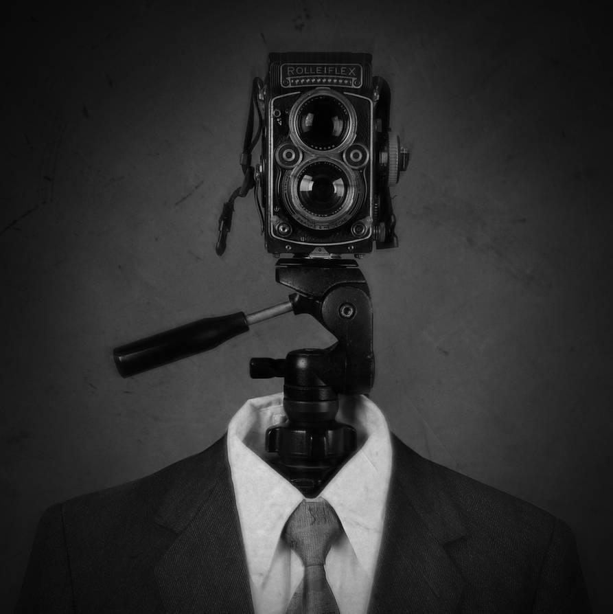 Camera man by PansaSunavee