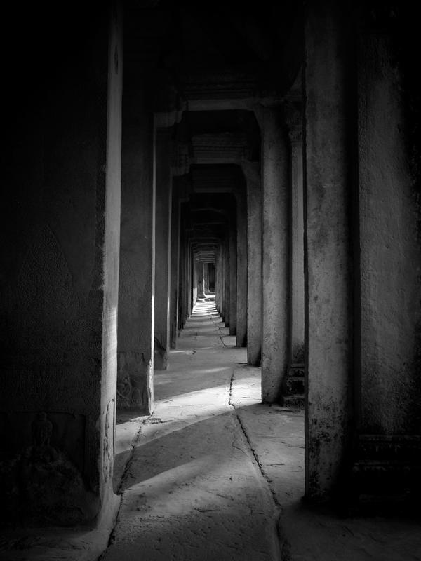 Angkor Wat 10 by PansaSunavee