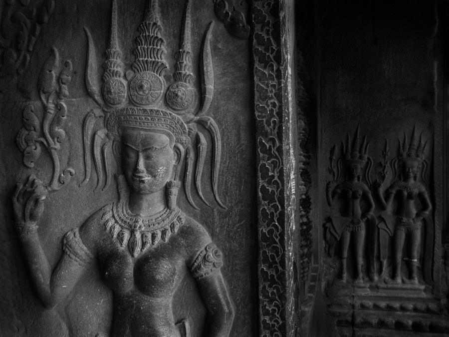Angkor Wat 12 by PansaSunavee