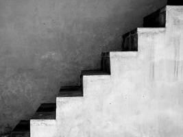 Step in bw by PansaSunavee