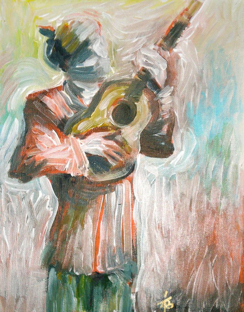 Guitare by pierrebara