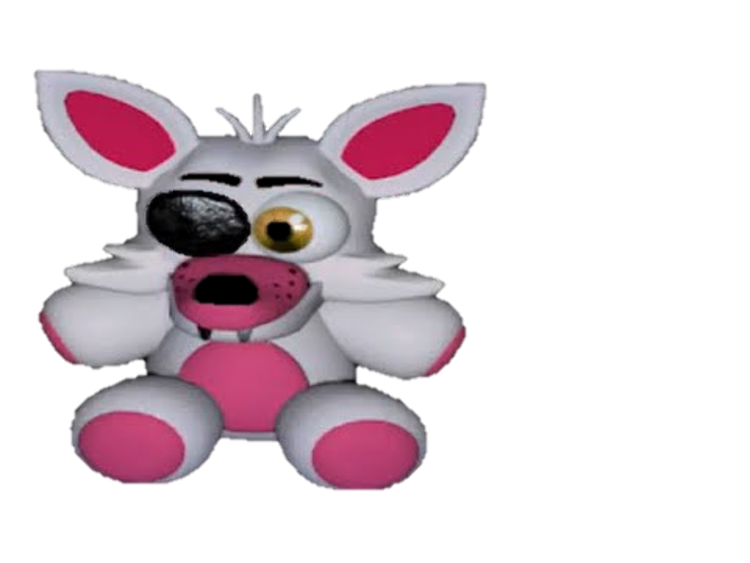 pictures of fnaf mangle full body