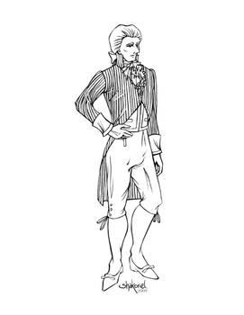 The Earl of Mooresholm