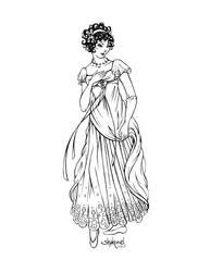 Lady Cecilia Fifield by Shakoriel