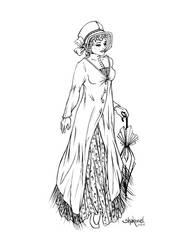Miss Phoebe Churcham by Shakoriel