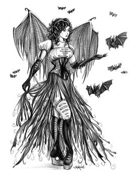 Bat Goddess