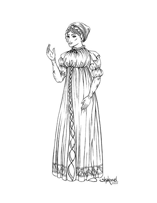 Lady Tabitha Newick