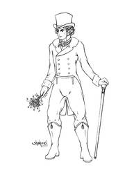 Sir Aubrey Granthorpe by Shakoriel