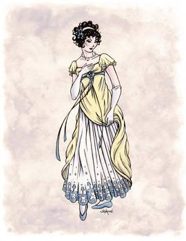 Lady Cecilia Fifield in Colour