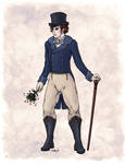 Sir Aubrey Granthorpe in Colour by Shakoriel