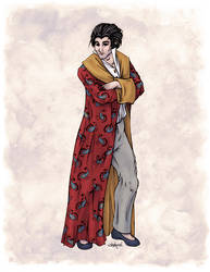Lord William Rathmell in Colour by Shakoriel