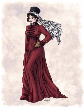 Miss Valeria Fulbourn in Colour