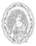 Briar Rose (lineart)