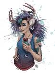 Deerpunk Girl