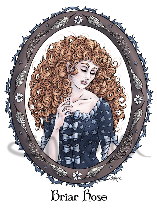 Briar Rose (poster) by Shakoriel