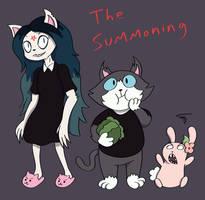 The Summoning by ManiakMonkey
