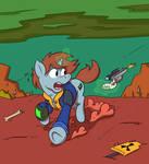 Run Pip Run!