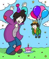 Happy Birthday! by ManiakMonkey