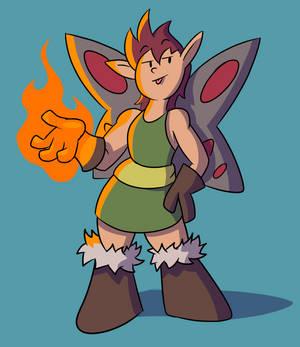 Fairy Fire!