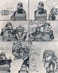 Mega Man 3 comic