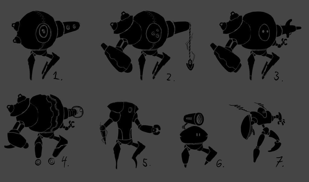 Some robot concepts