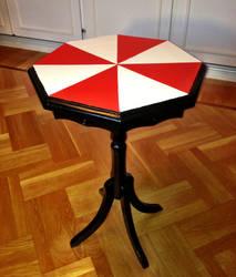 Umbrella Corporation table