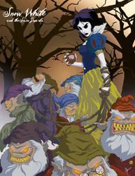 Twisted Princess: Snow White by jeftoon01