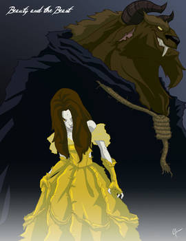 Twisted Princess: Belle