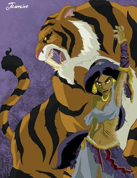 Twisted Princess: Jasmine