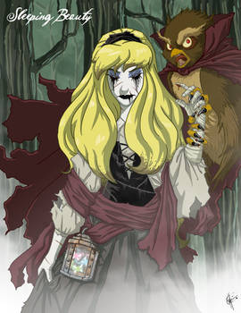 Twisted Princess: Aurora