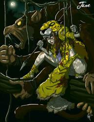 Twisted Princess: Jane by jeftoon01