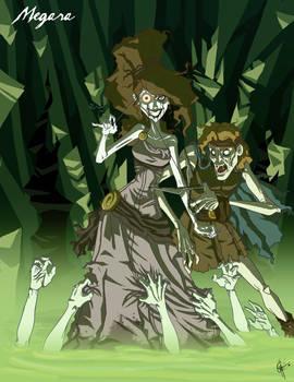 Twisted Princess: Megara