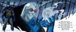 Arkham Portrait: Mr. Freeze by jeftoon01