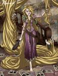 Twisted Princess: Rapunzel