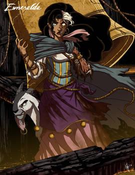 Twisted Princess: Esmeralda