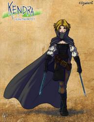 Elizabeth the Mystic Blacksmith