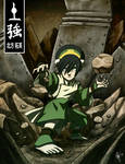 Toph Bei Fong: The Blind Bandit!