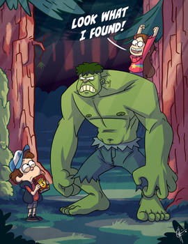 Vacation in Gravity Falls