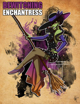Bewitching Enchantress