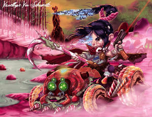 Twisted Princess: Vanellope
