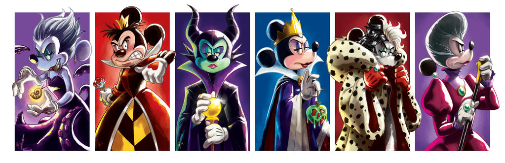 What Is The Show About The Disney Villian Kids